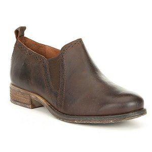 Josef Seibel NWOB Moro Brown Leather Sienna Boots